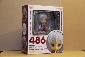 fate stay night, archer, nendoroid archer, anime figure