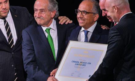 El Mundial 2026 se realizará en México, Estados Unidos y Canadá: El mundial regresa a México nuevamente y se realizará en mismo en el 2026