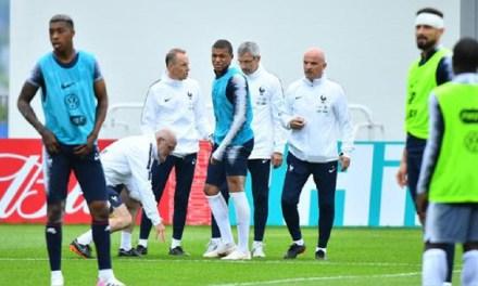 Kylian Mbappe podría quedar fuera del mundial de Rusia al lesionarse: Malas noticias para los franceses, una de sus estrellas se ha lesionado