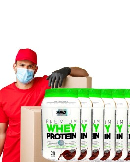 COMBO STAR NUTRITION Proteinas 6 Unidades