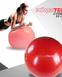 POWERTECH Gym Ball Con/Sin Inflador (55/65/75/85 CM)