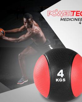 POWERTECH Medicine Ball Con Pique (1/2/3/4/5/6 KG)