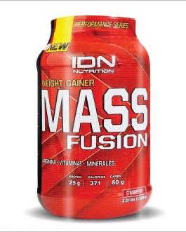 IDN Mass Fusion (1500/4500 Grs) Vainilla
