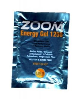 SATURN Zoom Energy Gel 1250 (1 Unid) Multifruta