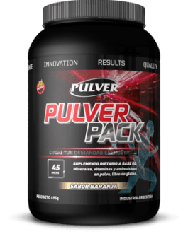 PULVER Pulver Pack (495 Grs)