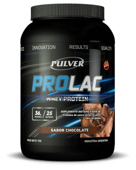 PULVER Prolac Whey Protein (400/1000/2000/4000 Grs)