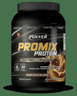PULVER Promix Protein (800 Grs) Dulce de Leche