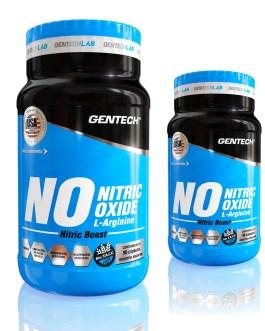 GENTECH Oxido Nitrico (90 Caps)