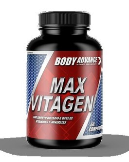 Max Vitagen BODY ADVANCE (60 Comp)