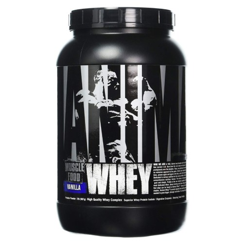 Animal Whey UNIVERSAL (907/1814/4550 Grs)