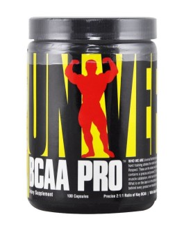 UNIVERSAL BCAA Pro (100 Comp)