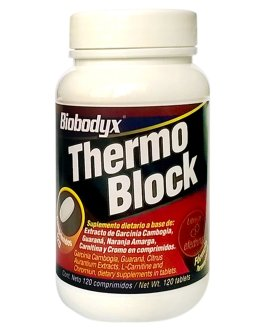 BIOBODYX Thermo Block (120 Comp)