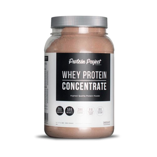 PROTEIN PROJECT WHEY PROTEIN CONCENTRATE