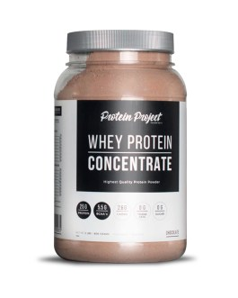 PROTEIN PROJECT Whey Protein Concentrate (908 Grs)