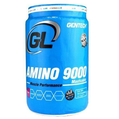 GENTECH AMINO 9000 LADO 1