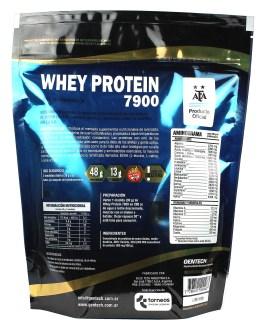 GENTECH Whey Protein 7900 AFA ( 1000 / 500 Gramos )
