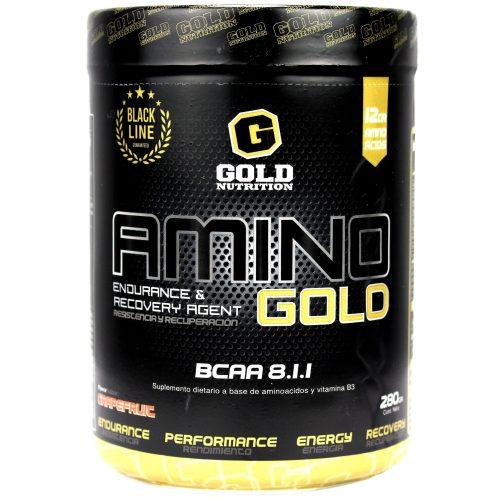 GOLD NUTRITION AMINO GOLD LADO 1