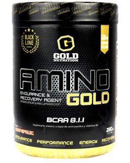 GOLD NUTRITION AMINO GOLD LADO 1