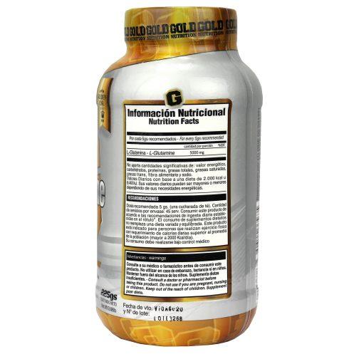 GOLD NUTRITION L-MICRONIZED LADO 4