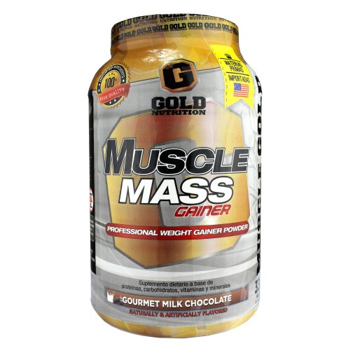 GOLD NUTRITION MUSCLE MASS
