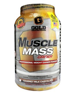 GOLD NUTRITION Muscle Mass Gainer (1500 Grs)