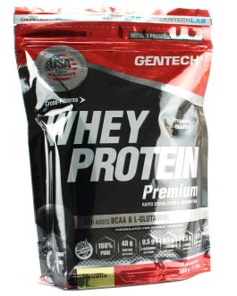 Whey Protein Premium GENTECH (500 Grs)