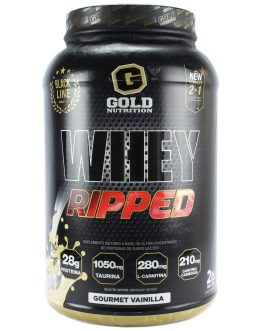 GOLD NUTRITION Whey Ripped Protein (907 Grs)