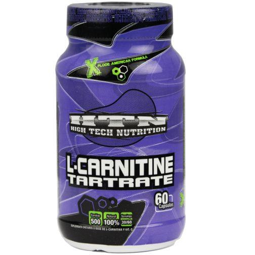 Carnitina HTN Tartrate (60 Caps)