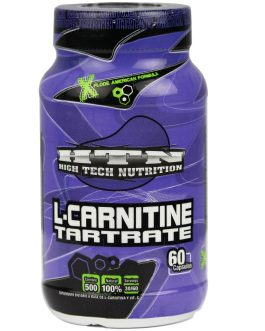 Carnitina HTN Tartrate (60 Caps)