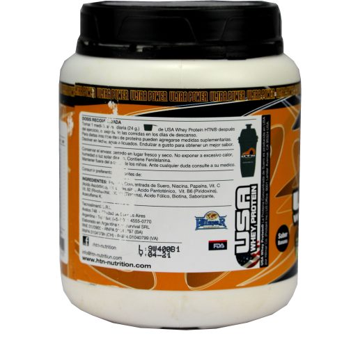 Whey Protein HTN (400/945/1710 Grs)