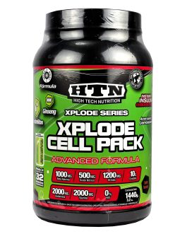 Creatina Xplode Cell Pack HTN (720/1440 Grs) – Naranja