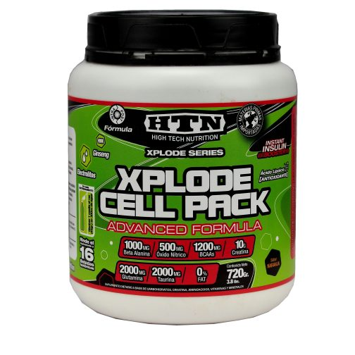 HTN XPLODE CELL PACK LADO 1