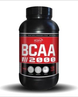 IDN BCAA 2000 (120 Caps)