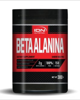 IDN Beta Alanina (300 Grs)