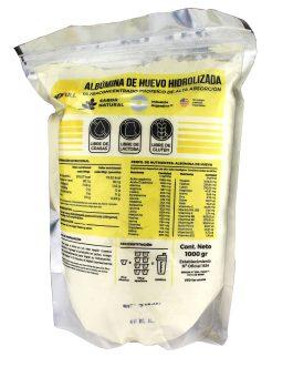 Albumina Hidrolizada de Huevo (1000 Grs)