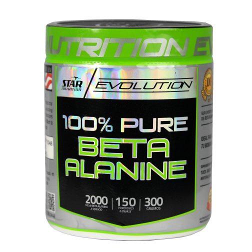 Beta Alanina STAR NUTRITION Evolution (300 Grs)