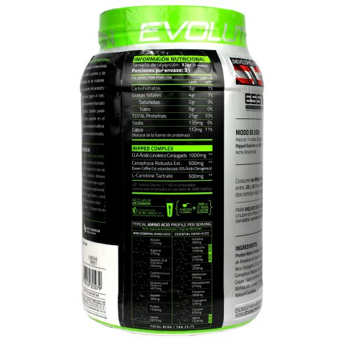 STAR NUTRITION ISO WHEY RIPPED EVOLUTION LADO 4