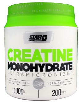 Creatina Monohidrato STAR NUTRITION