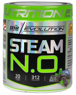 STAR NUTRITION Steam N.O (312 Grs) Blue