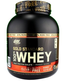 Star Nutrition Whey Gold Standard Foto 1