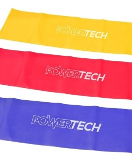 POWERTECH Banda TPE Circular Ancha Intensidad (30/40/50/60/70 MM)