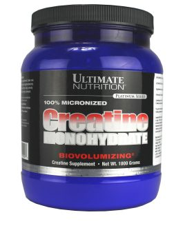 Creatina ULTIMATE NUTRITION (300 /1000 Grs)