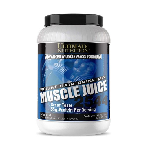 Muscle Juice Weight Gain Drink Mix ULTIMATE NUTRITION (2250 Grs)
