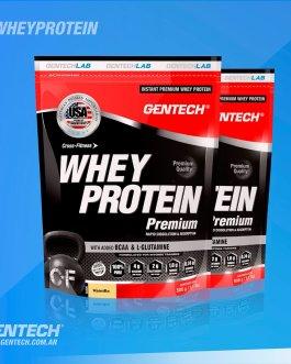 GENTECH Whey Protein Premium (500 Grs)