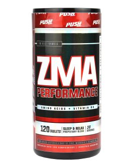 PUSH ENERGY ZMA Performance (120 Comp)