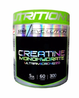 STAR NUTRITION Creatina Monohidrato (300 / 1000 Grs)