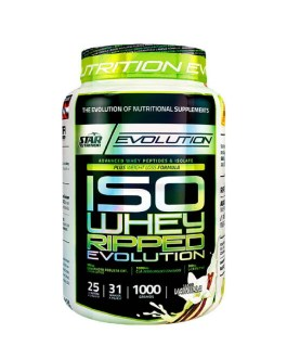 STAR NUTRITION Iso Whey Ripped Evolution