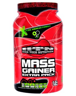 HTN Mass Gainer Extra Pack (1500/3000 Grs)
