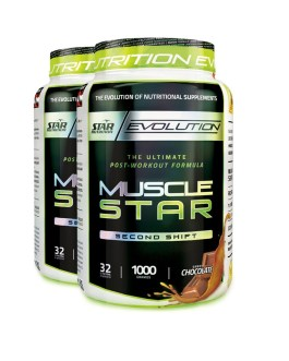STAR NUTRITION MuscleStar Evolution (1000 Grs)