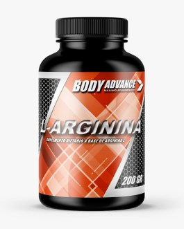 BODY ADVANCE Arginina (200 Grs)